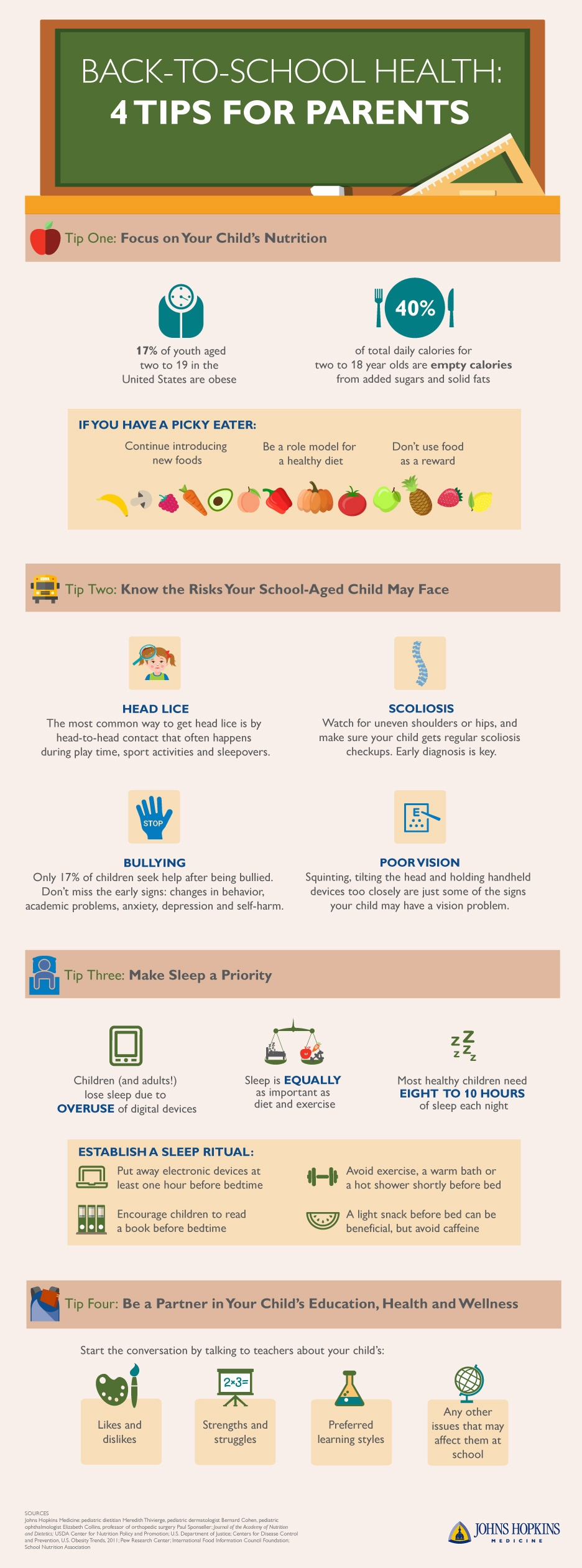 Back-to-School-Health-Tips-for-Parents-Infographic