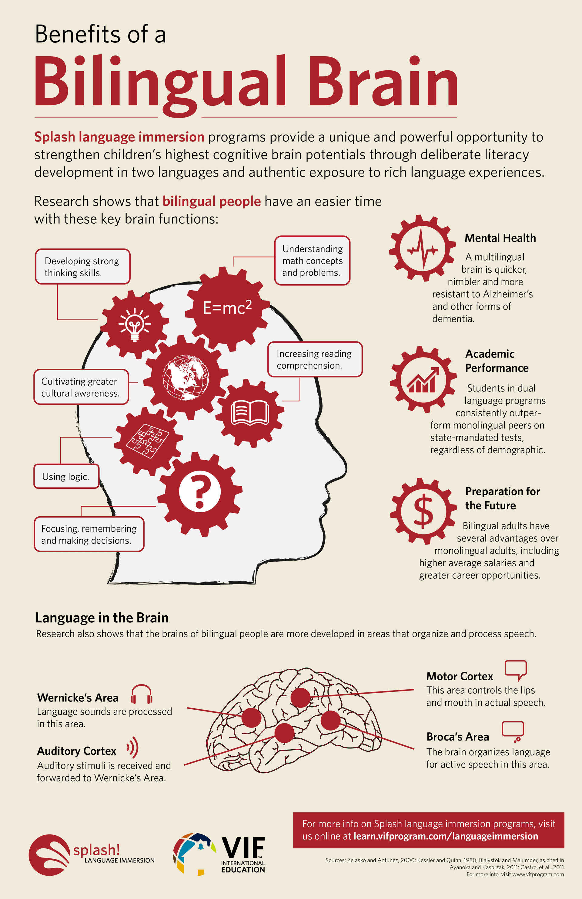 benefits of a bilingual brain infographic e learning infographics benefits of a bilingual brain infographic