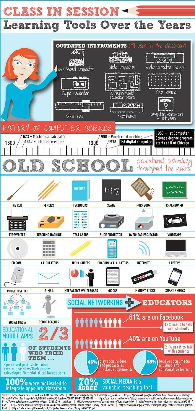 The Evolution Of Learning Tools Infographic E Learning Infographics