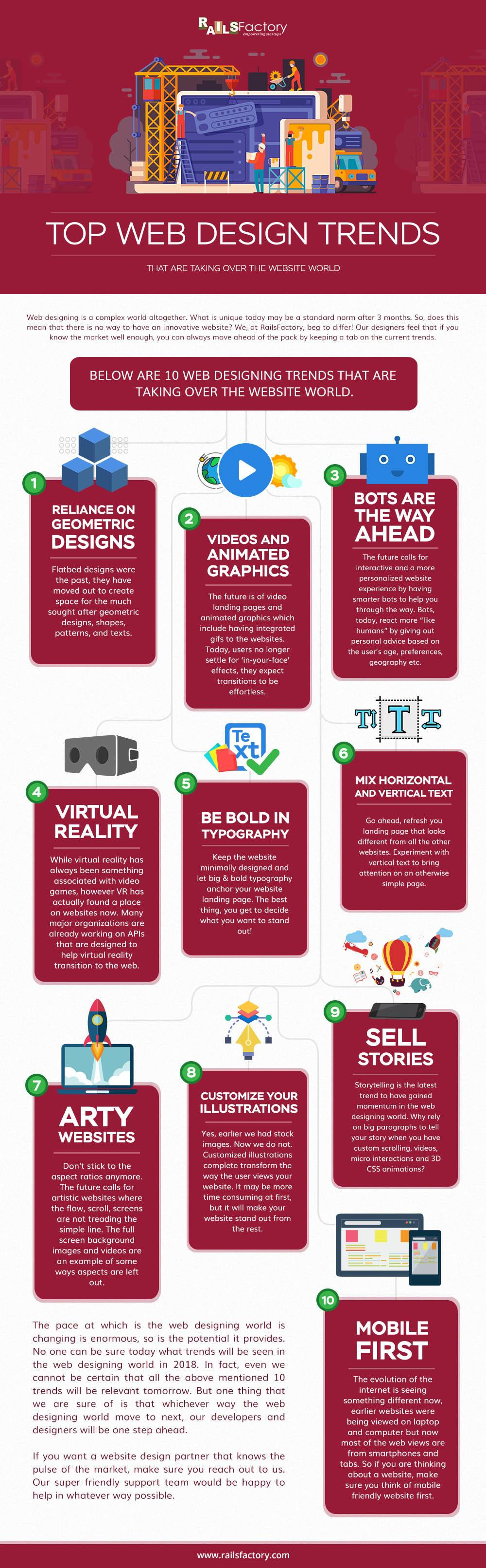 Web design trends to look out for in 2018 infographic e for 2018 pool design trends